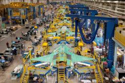 Lockheed assembly