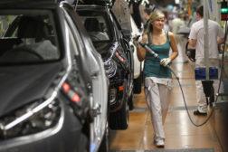 VW assembly plant