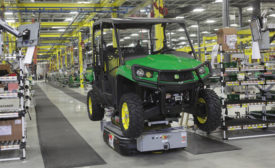 deere assembly plant