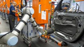 White Paper: Collaborative Robotics in the Automotive Industry