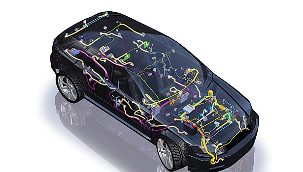 Wire Processing For Electric Cars 2012 01 05 Assembly