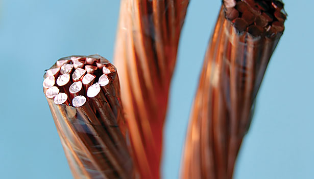 High-strength copper alloys