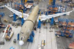 787 assembly line