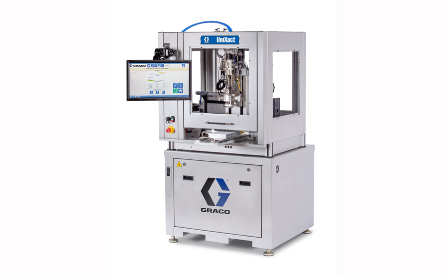 Automated Dispensing Curing Technology Saves Money