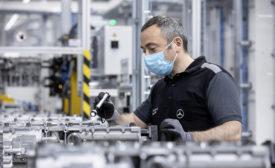 covid assembly plants