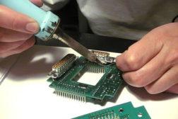 hand soldering