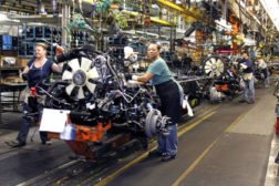 women on the assembly line