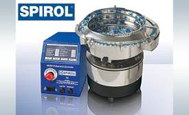 SPIROL's Series 2000 High Performance Feeder