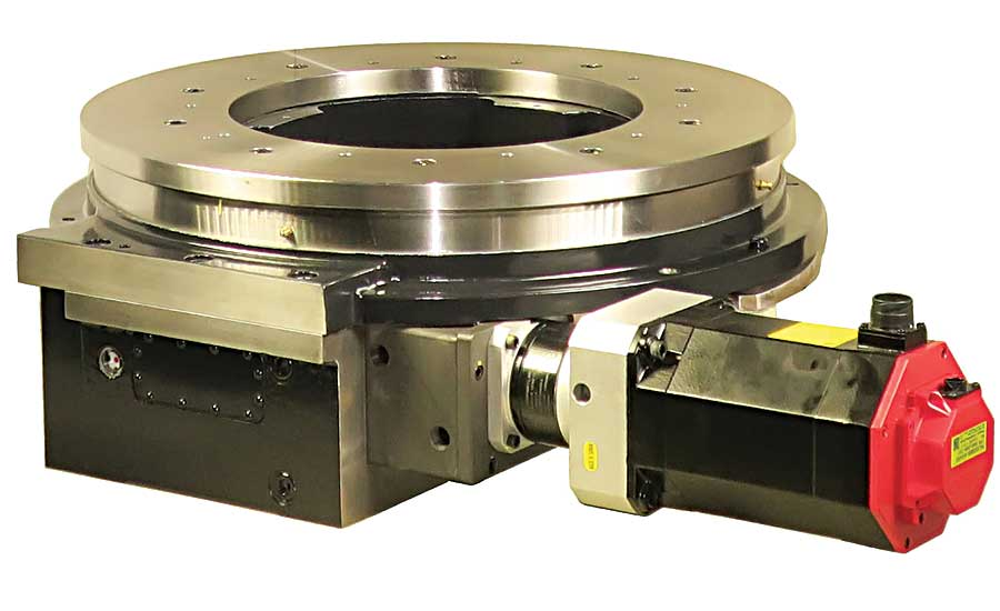 BR Series SERVO RING INDEXER