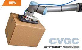 COVAL'S CARBON VACUUM GRIPPERS: A COBOT'S BEST FRIEND