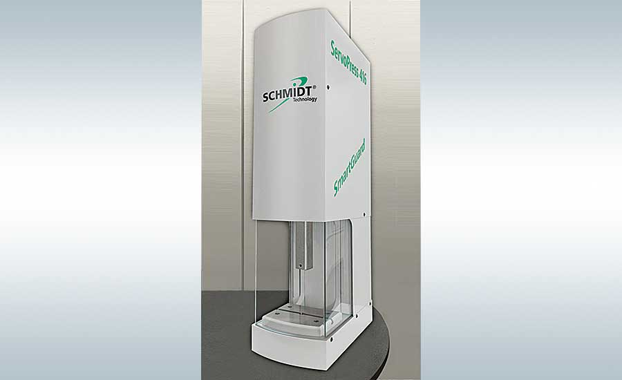 New SmartGuard Provides Enhanced Protective Press Guarding