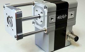 Electrical linear actuator: fast, compact, highly dynamic
