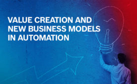 White Paper: Value Creation and New Business Models in Automation