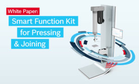 Plug & Produce in Factory Automation: Pressing and Joining