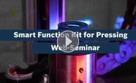 Webinar: Smart Function Kit for Pressing