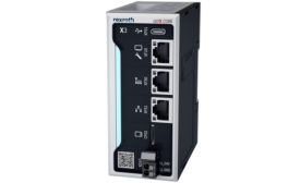 A Machine Controller for Industry 4.0