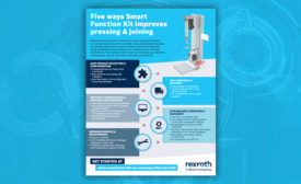 Five Ways to Improve Pressing & Joining With Smart Function Kit