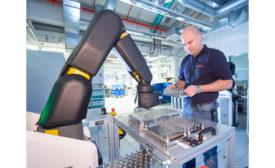 Mobile Production Assistants Boost Flexibility