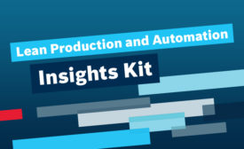 Make Lean Production and Flexible Automation Work Together