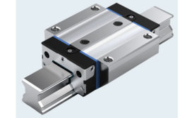 Linear Guides Provide Smooth, Precise Positioning