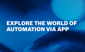 Explore the world of automation via app