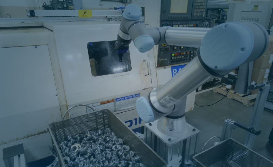 Video Case Study: Cobots Boost Competitiveness; Empower Workers and Extend Lifespan of Legacy Equipment