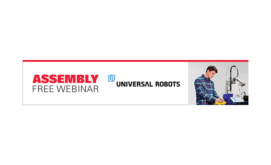 Webinar: Cobot Application Basics - What Type of Screwdriving Is Right for You?
