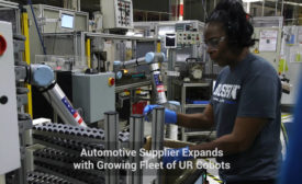 thyssenkrupp Bilstein Addresses Labor Shortage, Expands Production with Fleet of Universal Robots