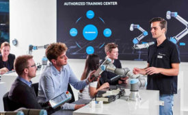 Universal Robots Launches First Accredited Training Program for Users of Cobots