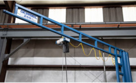 A Dozen Ways Ergonomic Jib Cranes Contribute To Higher Productivity And Workplace Safety