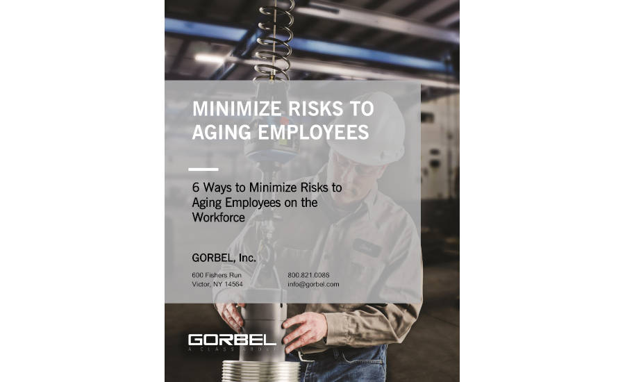 MINIMIZE RISKS TO AGING EMPLOYEES