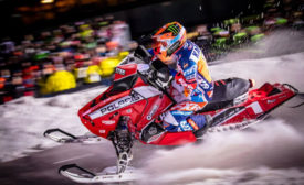 Fire and Ice: Threadlockers Secure Bolted Joints on Racing Snowmobiles