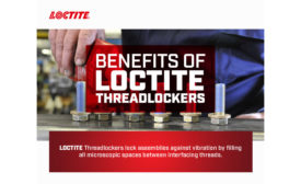 Benefits of LOCTITE Threadlockers
