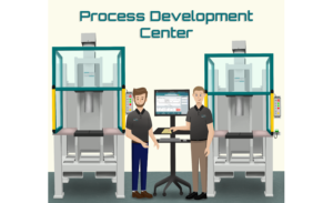 From prototype to production process development with promess