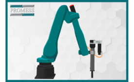 Put a High-Precision Press on Your Robot and Still Minimize Your Work Station's Footprint