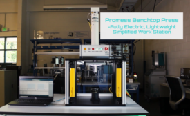 The Promess Benchtop Press Work Station