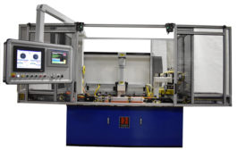 Servo Press Adds Punch to Machine for Balancing Transmission Component