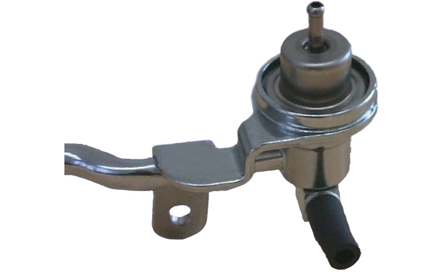 Automotive Fuel Rail with EMAP