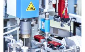 A torque sensor guarantees the functionality of mixing nozzles at Jonas & Redmann
