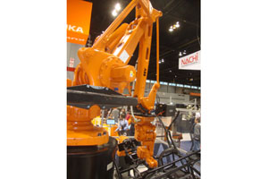 2013 Automate show