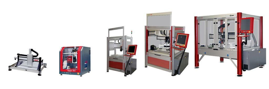Gantry Tables and Cartesian Robots
