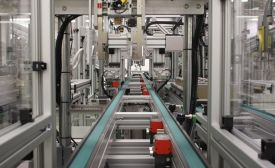Demco Automation's Pallet Conveyor Systems