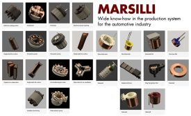 MARSILLI - Wide know-how in the production system for the automotive industry