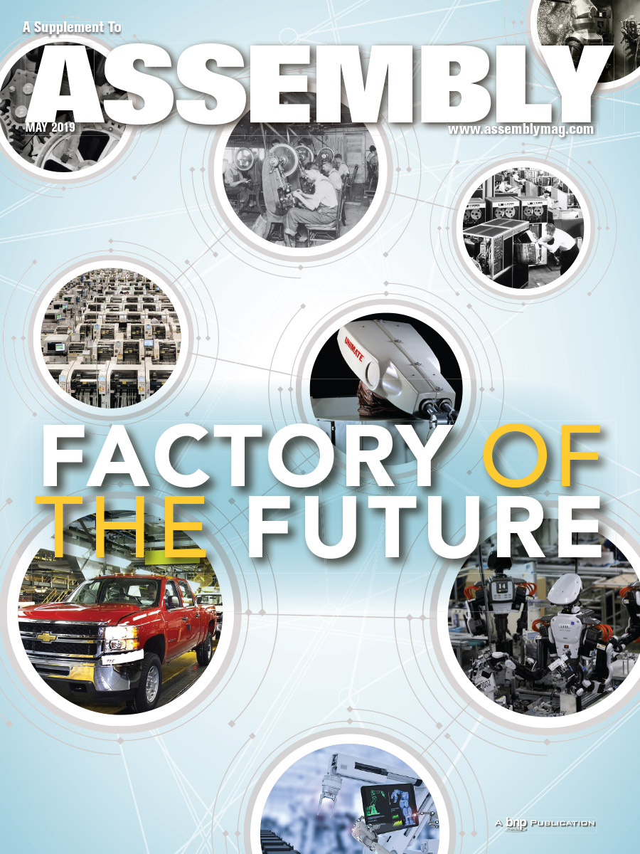 assembly factory of the future