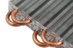 copper heat transfer ac design