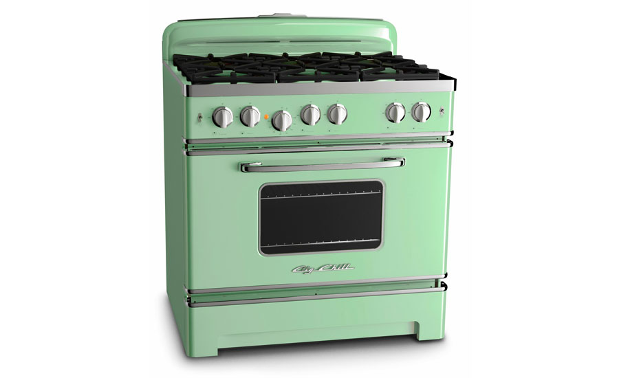 Kitchen Appliances Go Colorful, Matte, and Retro | 2017-07 ...