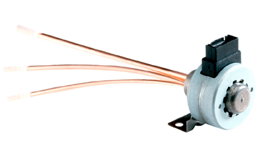 Figure 5: Sanhua Model DDF Step Motor 3-Way Valve