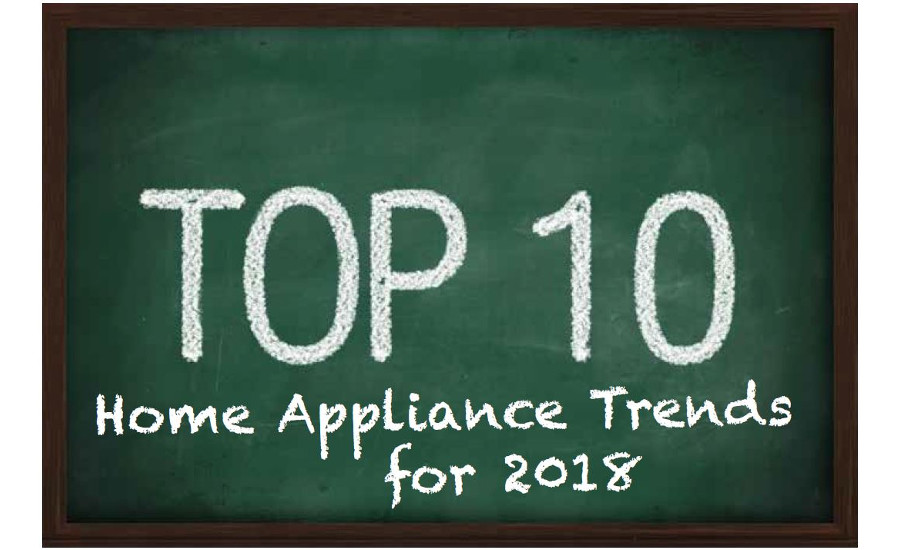Home Appliance Trends