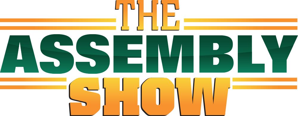 The assembly show logo logo